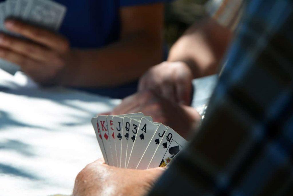 b gambling